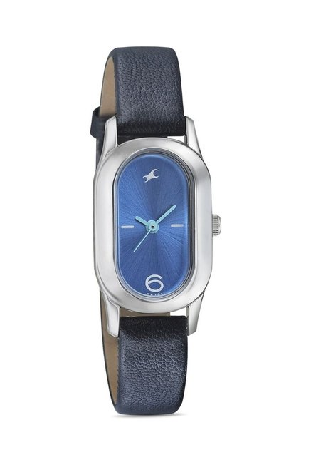 Fastrack NG6126SL01C Storm Analog Watch for Women