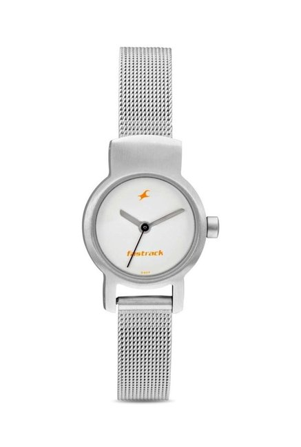 Fastrack NG2298SM02C Casual Analog Watch for Women