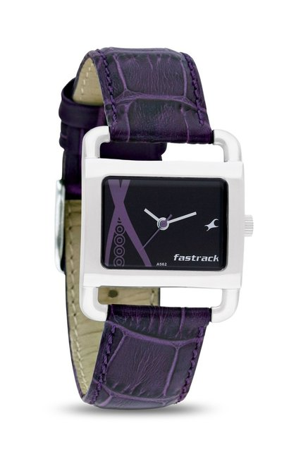 Fastrack NG9734SL01AC Casual Analog Watch for Women