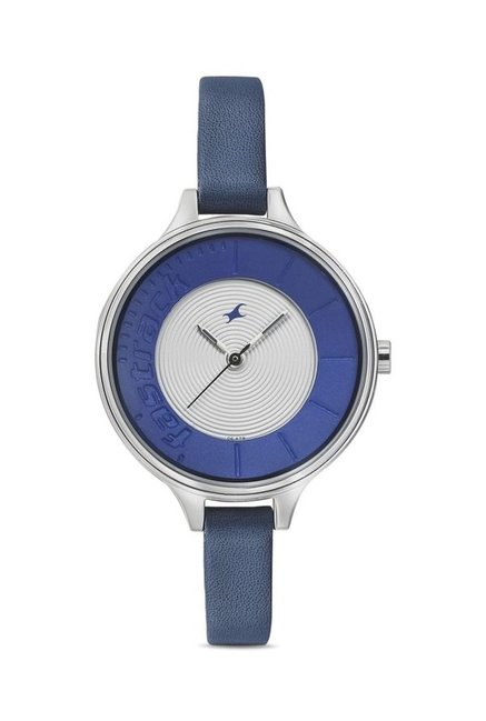 Fastrack NG6122SL01C Women Analog Watch for Women