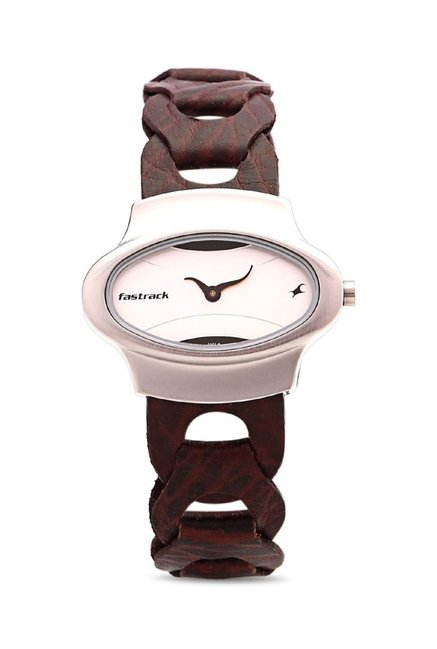 Fastrack NG6004SL01 Casual Analog Watch for Women