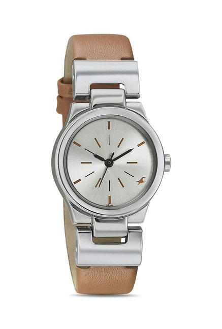 Fastrack NG6114SL01C Women Analog Watch for Women