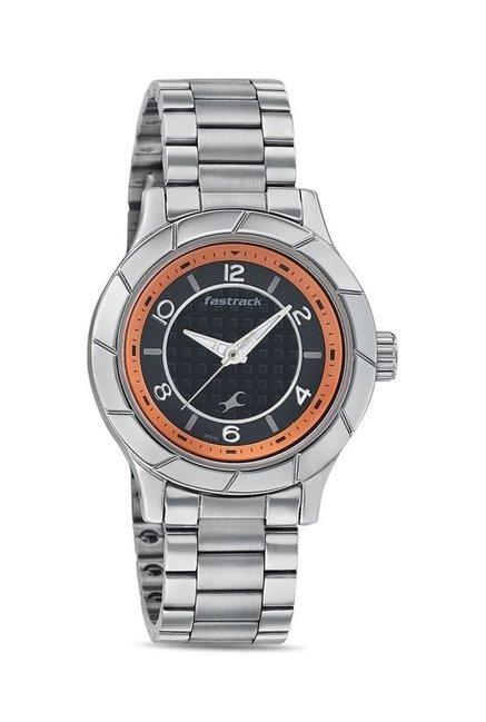 Fastrack 6139SM01C Urgent Clementine Analog Watch for Women