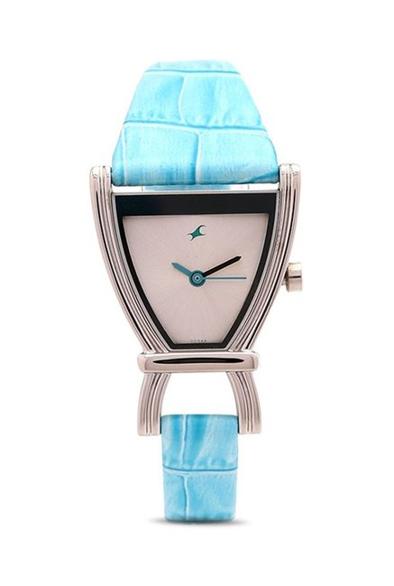 Fastrack NG6095SL01C Women Analog Watch for Women