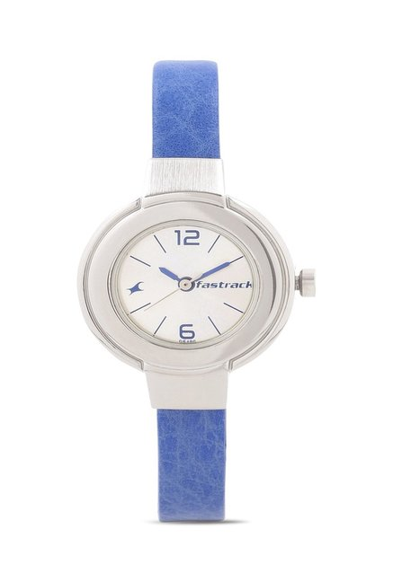 Fastrack NG6113SL02C Women Analog Watch for Women