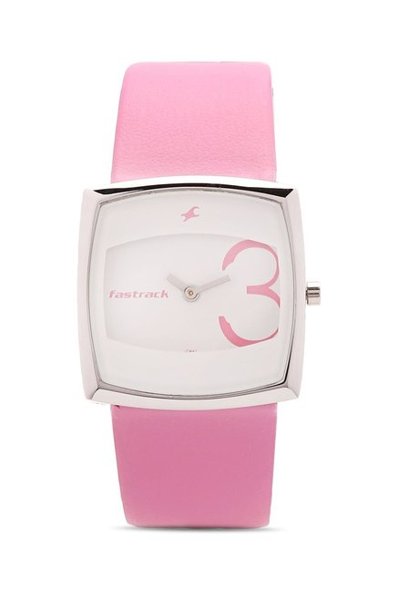 Fastrack NF6013SL01 Casual Analog Watch for Women
