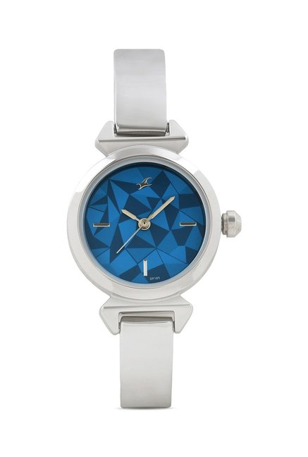 Fastrack NG6131SM02C Mineral Cocktail Analog Watch for Women