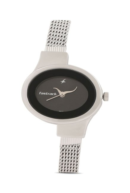 Fastrack NG6015SM02C Casual Analog Watch for Women