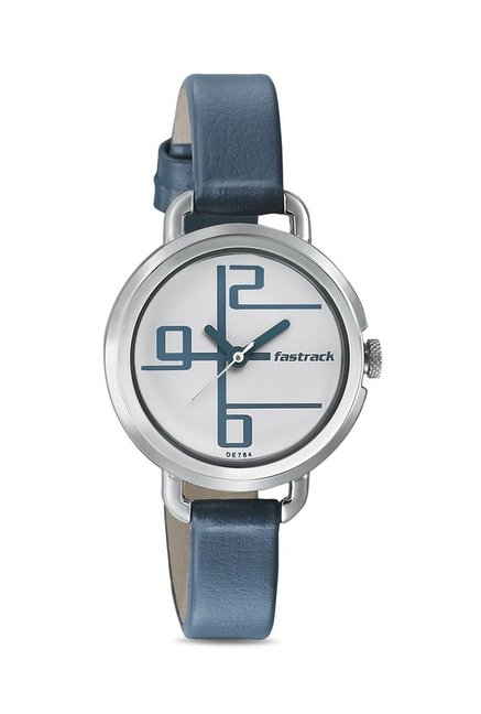 Fastrack NG6123SL01C Storm Analog Watch for Women