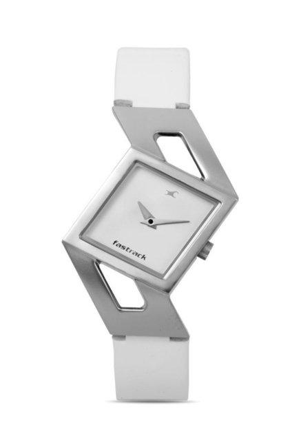 Fastrack NG6035SL01 Casual Analog Watch for Women