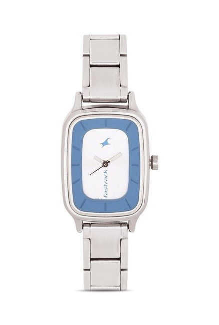 Fastrack NG6121SM01C Women Analog Watch for Women