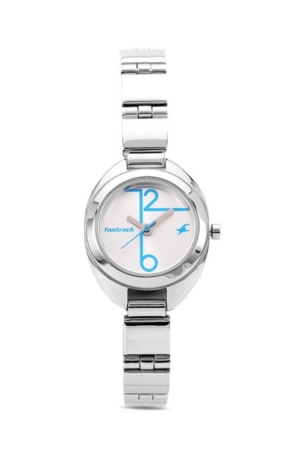 Fastrack 6125SM02C Storm Analog Watch for Women