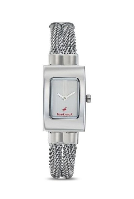 Fastrack NG2049SM09 Casual Analog Watch for Women