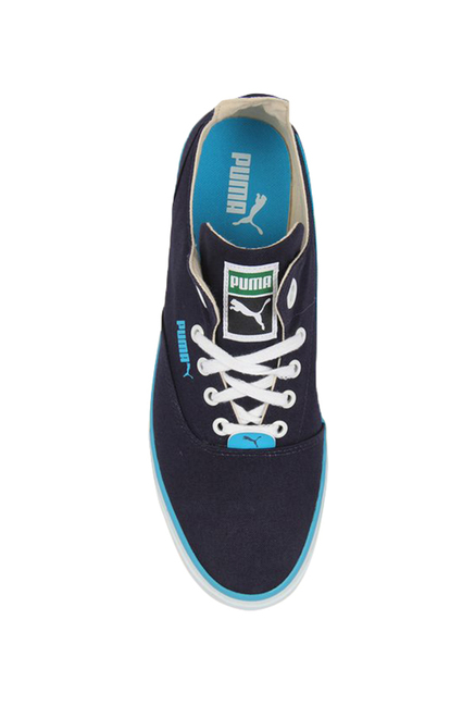 3c83a79d1a2 Buy Puma Limnos CAT 3 DP Navy Blue Sneakers for Men at Best Price ...
