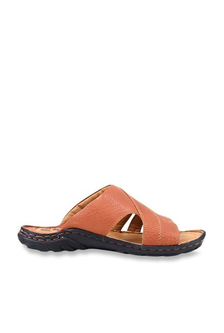 f2ee64ab84308 Buy Red Chief Elephant Tan Casual Sandals for Men at Best Price ...