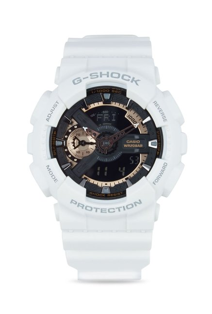 052d3e3e40 Buy Casio GA-110RG-7ADR G-Shock Analog-Digital Watch for Men at Best ...