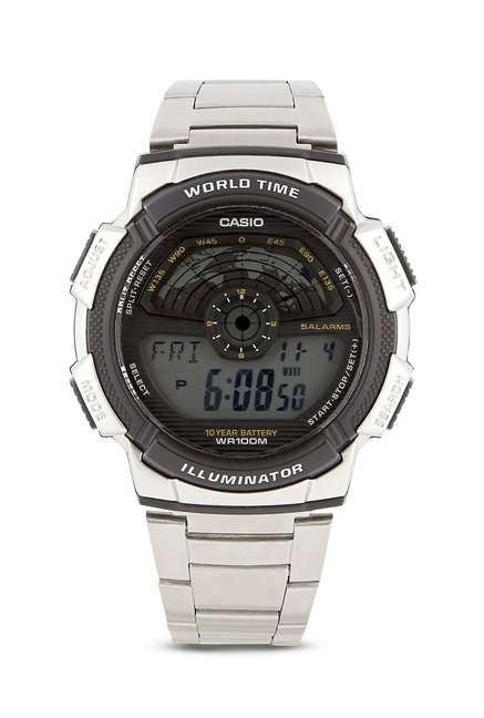 Buy Casio Youth Series Ae 1100wd 1avdf D088 Digital Watch At Best