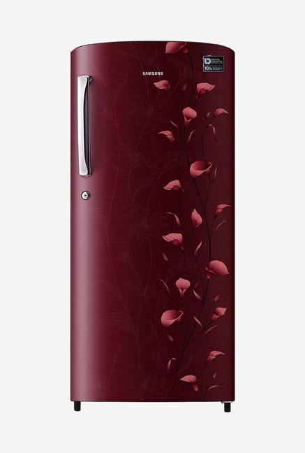 Samsung RR21K274ZRZ/NL 212L 5S Refrigerator (Red)