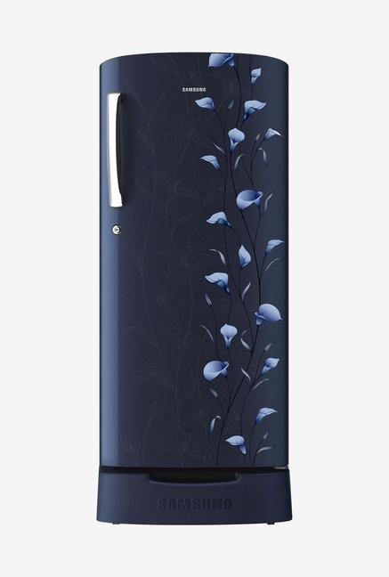 Samsung RR21K282ZUZ/NL 212L 5S Refrigerator (Blue)