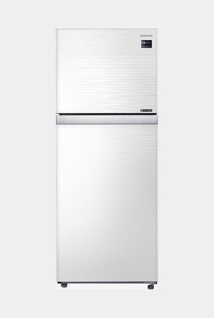 Samsung RT39K50681J/TL 394L 3S 2-Door Refrigerator (Silver)