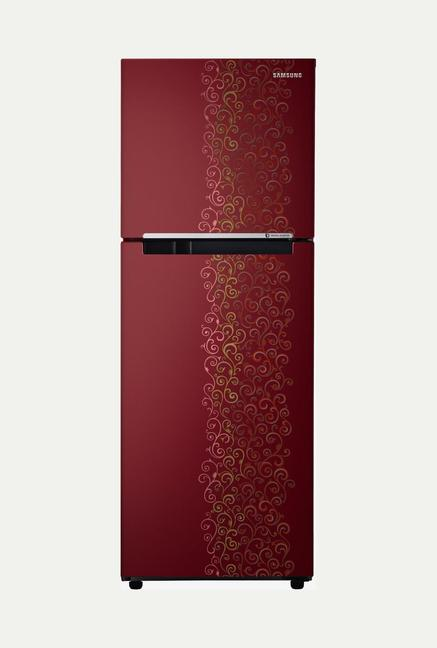 Samsung RT28K3022RJ/HL 253L 2S 2-Door Refrigerator (Red)