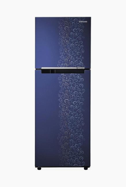 Samsung RT28K3022VJ/HL 253L 2S 2-Door Refrigerator (Blue)