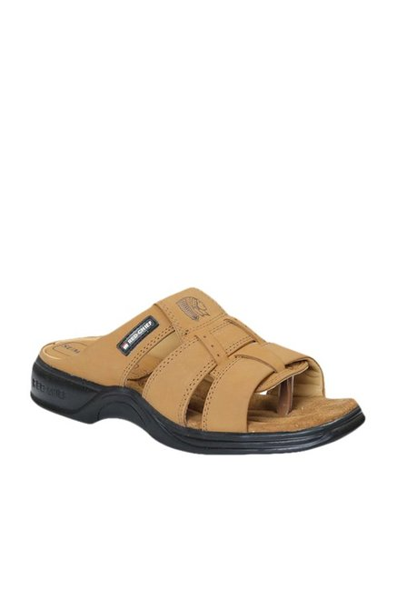 75bfa6763 Buy Red Chief Rust Formal Sandals for Men at Best Price @ Tata CLiQ
