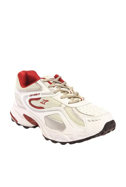 new arrival 7844a a54de Buy Sparx White & Red Running Shoes for Men at Best Price ...