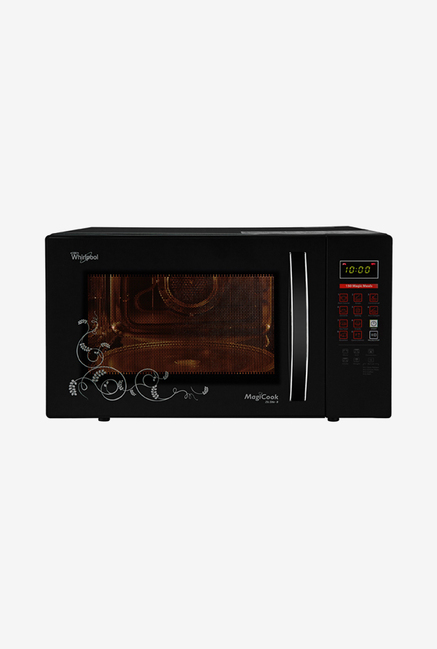 Whirlpool Magicook Elite 25L Convection Microwave Oven  Black
