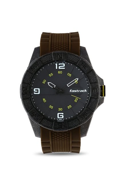 Fastrack 38032PP03J Sports Analog Watch for Men image