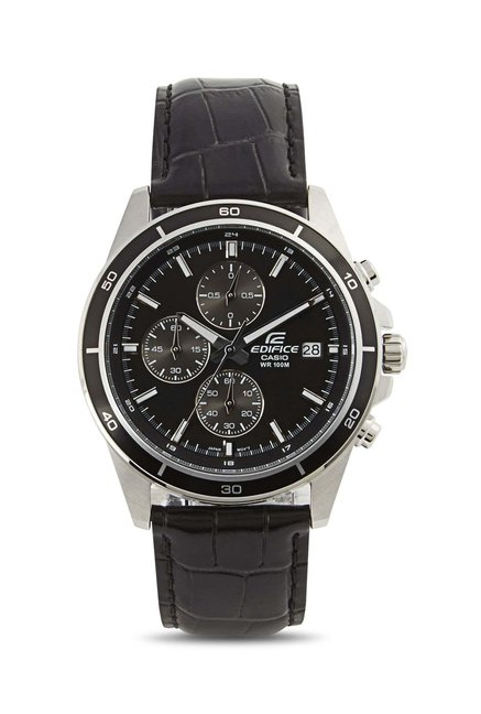 4c811bbd1 Buy Casio Edifice EFR-526L-1AVUDF (EX096) Chronograph Men's Watch at Best  Price @ Tata CLiQ