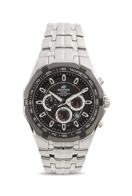 aec95d2478ee Buy Casio Edifice EF-540D-1AVDF (ED371) Chronograph Men s Watch at Best  Price   Tata CLiQ