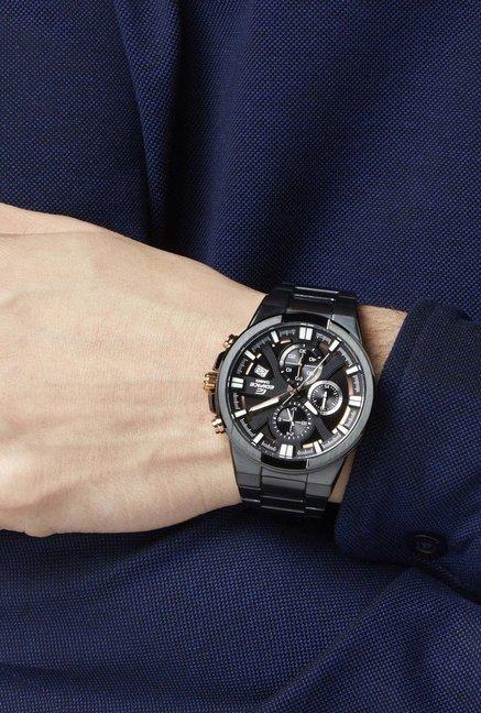 Buy Casio Edifice EFR-544BK-1A9VUDF (EX230) Chronograph Men s Watch ... 319331972