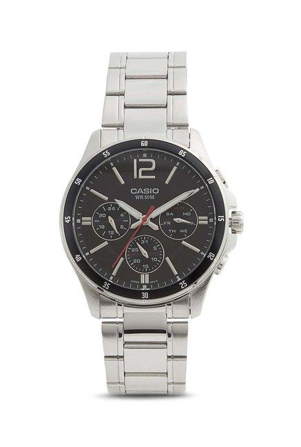 Casio Enticer Men MTP 1374D 1AVDF  A832  Multi Dial Watch