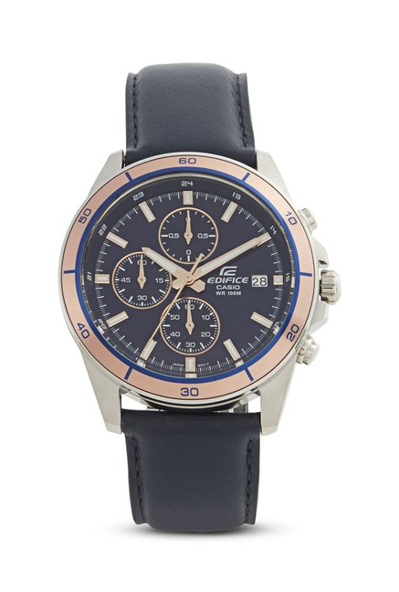 4109865a1 Buy Casio Edifice EFR-526L-2AVUDF (EX302) Chronograph Men's ...