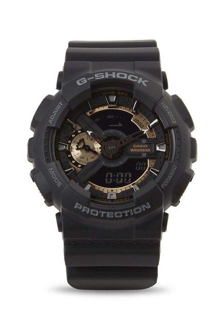 ab9237afc27b Buy Casio GA-110RG-1A G-Shock Analog-Digital Watch for Men at ...