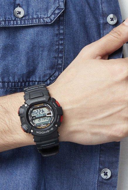 Buy Casio G-Shock G-9000-1VDR (G201) Master of G Men s Watch at Best ... 9262c056c