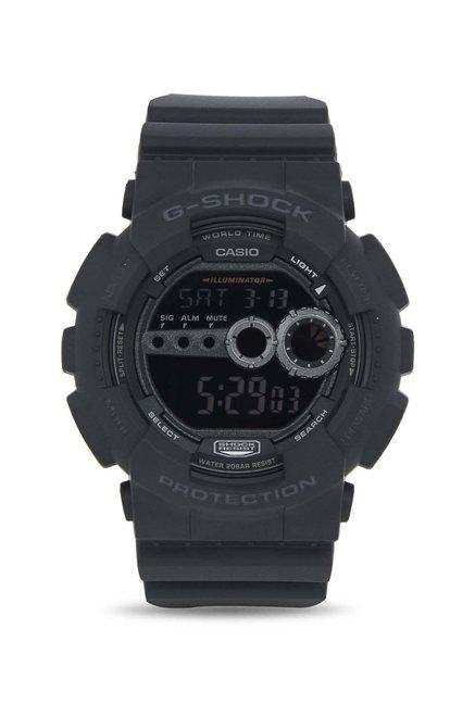 36b728502fae Buy Casio G-Shock GD-100-1BDR (G310) Digital Men s Watch at Best ...