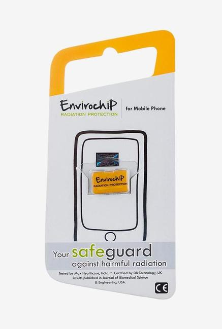 Buy Envirochip Radiation Protection Chip for Mobiles (Yellow