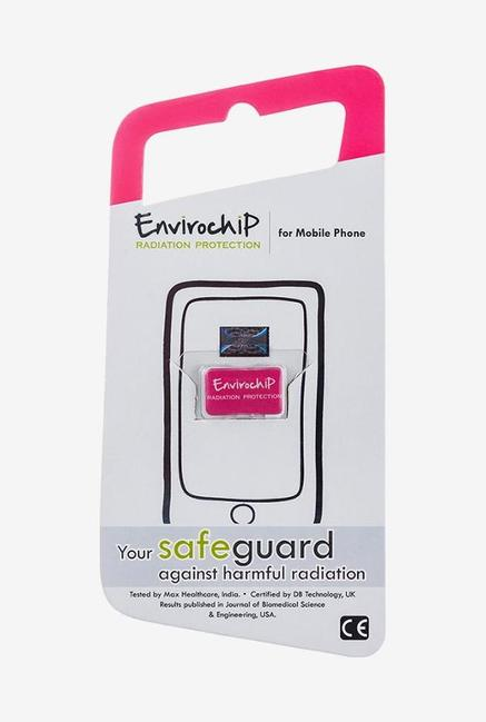Buy Envirochip Radiation Protection Chip for Mobiles (Pink