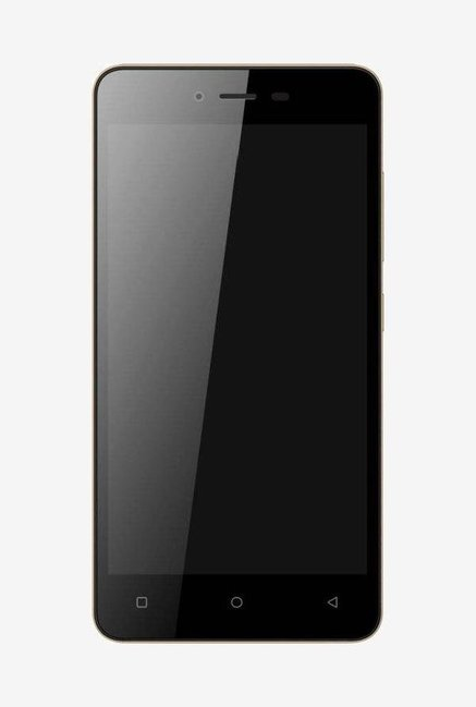Gionee P5L 16  GB  Gold  1  GB RAM, Dual SIM 4G