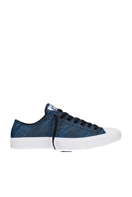 bf1f331adc11 Buy Converse Chuck Taylor All Star Blue   Charcoal Grey Sneakers for Men at  Best Price   Tata CLiQ