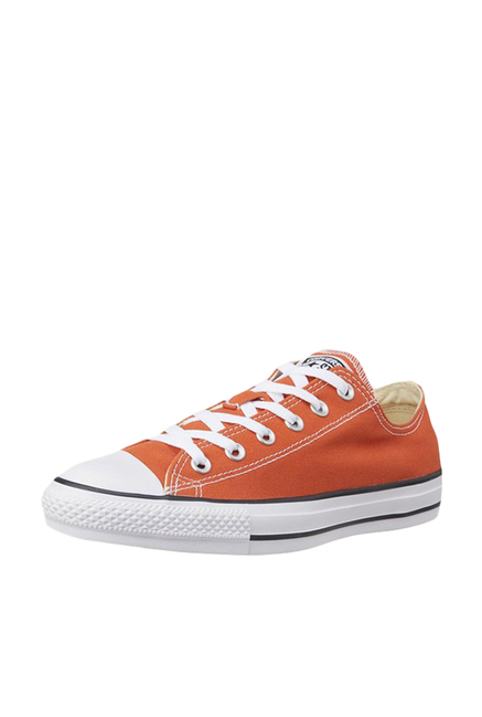 90af22bb8881 Buy Converse Low Top Orange Sneakers for Men at Best Price   Tata CLiQ