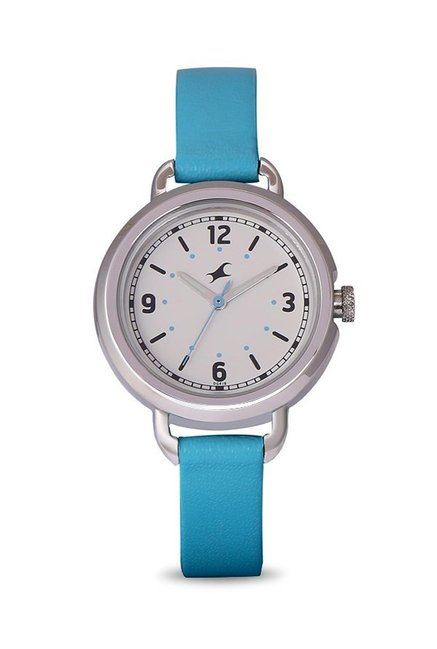 Fastrack 6123SL02 Bare Basic (Retro) Analog Watch for Women