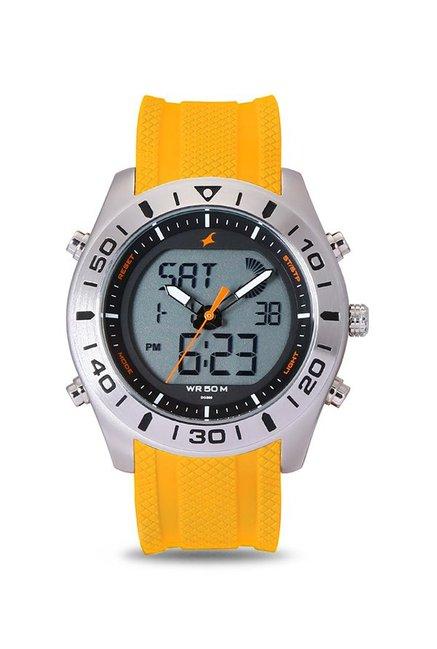 Fastrack 38034SP01J Sports Analog Digital Men's Watch