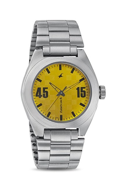 Fastrack 3110SM04 Analog Watch