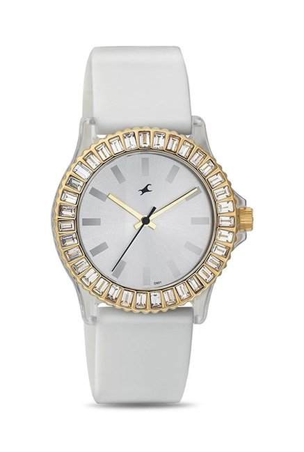 Fastrack NG9827PP01CJ Analog Watch for Women