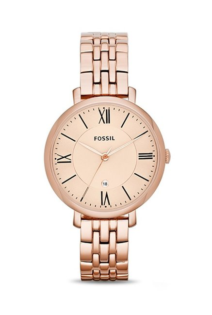 Fossil ES3435 Jacqueline Analog Watch (ES3435)