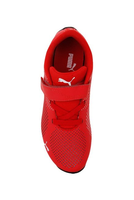 a78f14d31a68 Buy Puma Ferrari Drift Cat 5 Ultra SF V PS Red Sneakers for Boys at ...