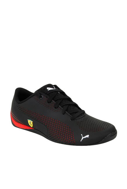 a9fc2b269 Buy Puma Ferrari Drift Cat 5 Ultra SF Black Sneakers for Women at ...